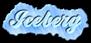 Font Ballpark Iceberg Logo Preview