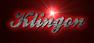 Font Ballpark Klingon Logo Preview
