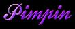 Font Ballpark Pimpin Logo Preview