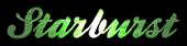 Font Ballpark Starburst Logo Preview