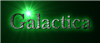 Galactica Logo Style