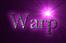 Font Baskerville Warp Logo Preview