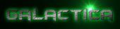 Font BatmanForeverAlternate Galactica Logo Preview