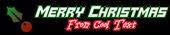 Font Baumarkt Christmas Symbol Logo Preview