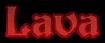 Font Becker Lava Logo Preview