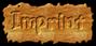 Font Belligerent Madness Imprint Logo Preview