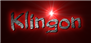 Font Belligerent Madness Klingon Logo Preview