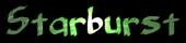 Font Belligerent Madness Starburst Logo Preview