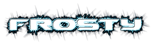 Frosty Logo Style