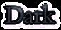 Font Bergamo Std Dark Logo Preview