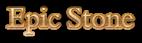 Font Bergamo Std Epic Stone Logo Preview