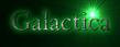 Font Bergamo Std Galactica Logo Preview