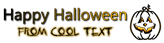 Font Bergamo Std Halloween Symbol Logo Preview