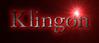Font Bergamo Std Klingon Logo Preview