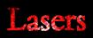 Font Bergamo Std Lasers Logo Preview