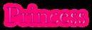 Font Bergamo Std Princess Logo Preview