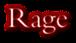 Font Bergamo Std Rage Logo Preview