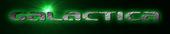 Font Beware Galactica Logo Preview