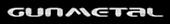 Font Beware Gunmetal Logo Preview