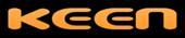 Font Beware Keen Logo Preview