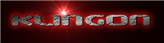 Font Beware Klingon Logo Preview