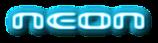 Font Beware Neon Logo Preview