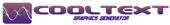 Font Beware Symbol Logo Preview