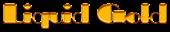 Font Big Apple Liquid Gold Logo Preview