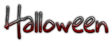 Font BigMisterC Halloween Logo Preview