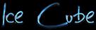 Font BigMisterC Ice Cube Logo Preview