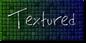 Font BigMisterC Textured Logo Preview