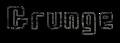 Font Bio-disc Grunge Logo Preview