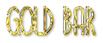 Font Bittersweet Gold Bar Logo Preview