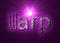 Font Bittersweet Warp Logo Preview