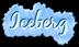 Font Blackjack Iceberg Logo Preview