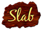 Font Blackjack Slab Logo Preview