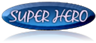 Font Blackjack Super Hero Button Logo Preview