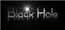 Font Blood Black Hole Logo Preview