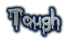 Font Blood Tough Logo Preview