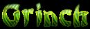 Font Bonzai Grinch Logo Preview