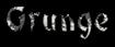 Font Bonzai Grunge Logo Preview