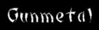 Font Bonzai Gunmetal Logo Preview