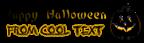 Font Bonzai Halloween Symbol Logo Preview