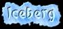 Font Bonzai Iceberg Logo Preview