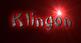 Font Bonzai Klingon Logo Preview