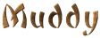 Font Bonzai Muddy Logo Preview