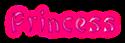 Font Bonzai Princess Logo Preview