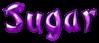 Font Bonzai Sugar Logo Preview
