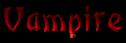 Font Bonzai Vampire Logo Preview