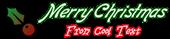 Font Boomerang Christmas Symbol Logo Preview